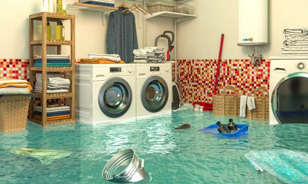 flooding appliances
